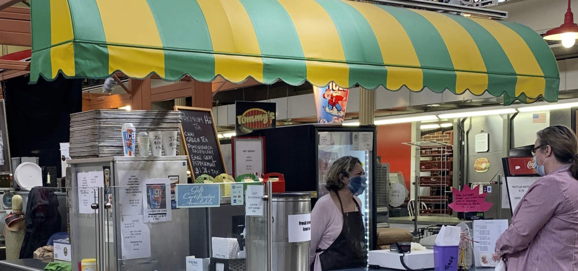 Indianapolis City Market: Re-opening Plan