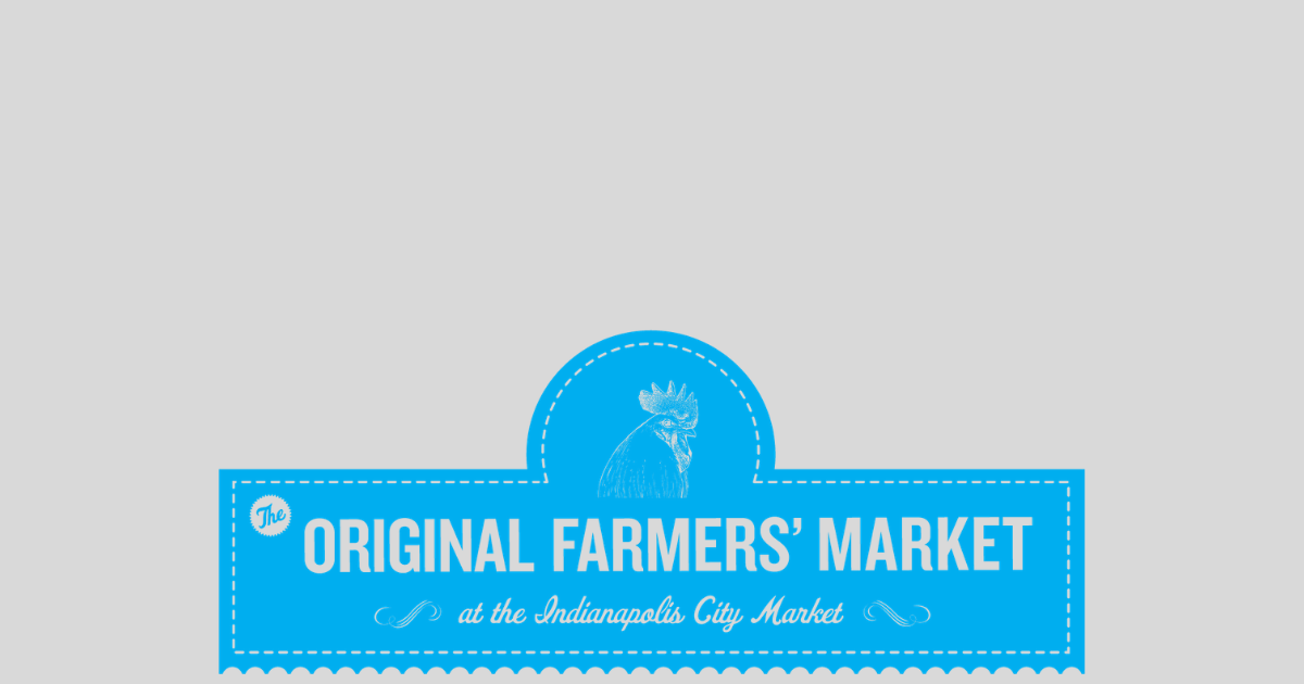 Original Farmers' Market Partners with Growing Places Indy for 2021 Season